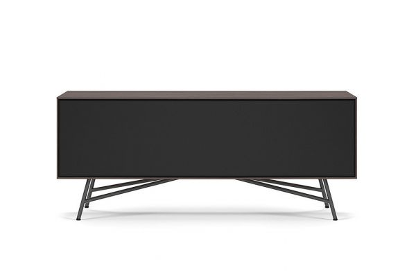 Large image of BDI Sector 7527 Sepia Media Cabinet - 7527-SPA