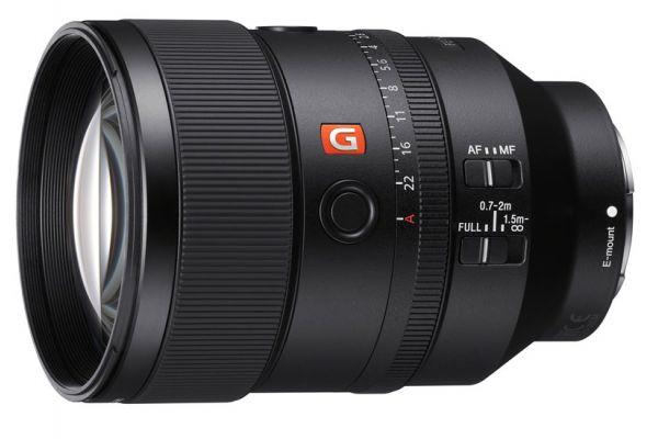 Sony Full-Frame E-Mount FE 135mm F1.8GM Master Lens - SEL135F18GM