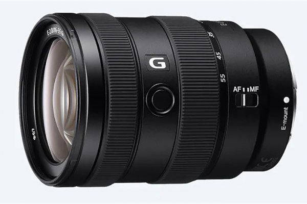 Large image of Sony E 16-55mm F2.8 G Lens - SEL1655G