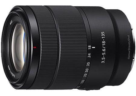 Sony E 18-135mm F3.5-5.6 OSS Lens - SEL18135