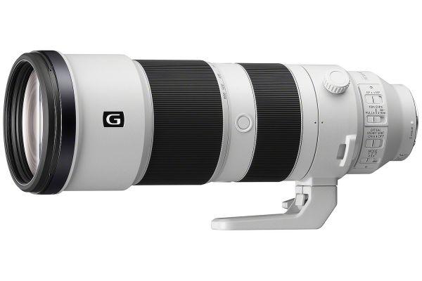 Large image of Sony FE 200-600mm f/5.6-6.3 G OSS Lens - SEL200600G