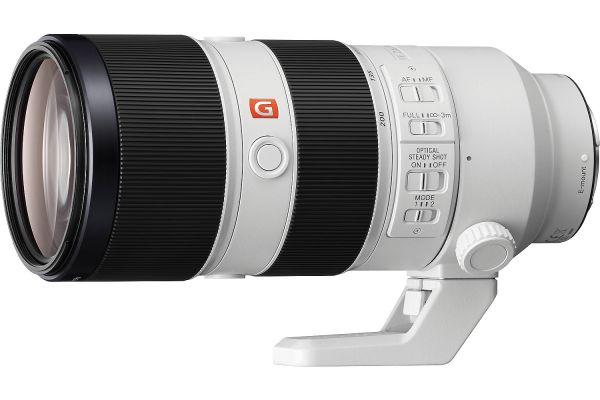 Large image of Sony FE 70-200mm F2.8 GM OSS Lens - SEL70200GM