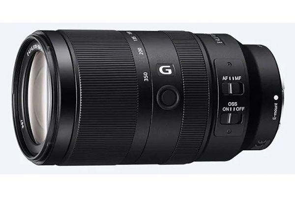 Large image of Sony E 70-350 mm F4.5-6.3 G OSS Lens - SEL70350G