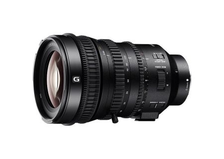 Sony - SELP18110G - Lenses
