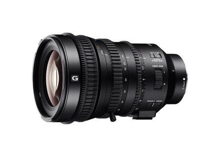 Sony G Series E PZ 18-110mm F4 G OSS Zoom Lens - SELP18110G