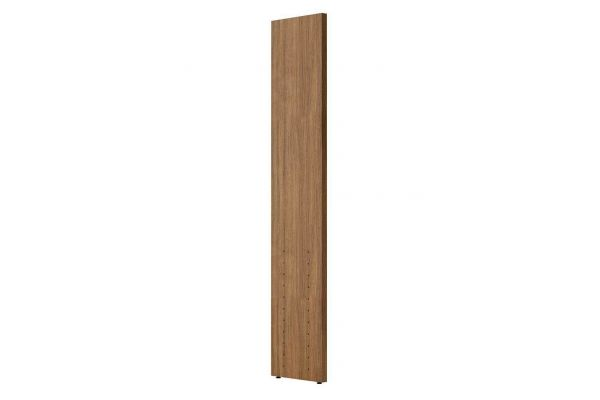 Large image of BDI Semblance 15026 Natural Walnut Tall Transitional Panel - 15026 WL