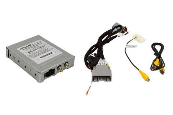 Alpine Factory Radio Camera Interface - SGS-CH01