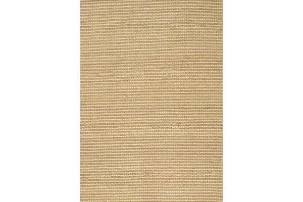 "Large image of Kalora Naturals 7'10"" X 10'6"" Beige Intricate Weave Rug - SH121 240320"