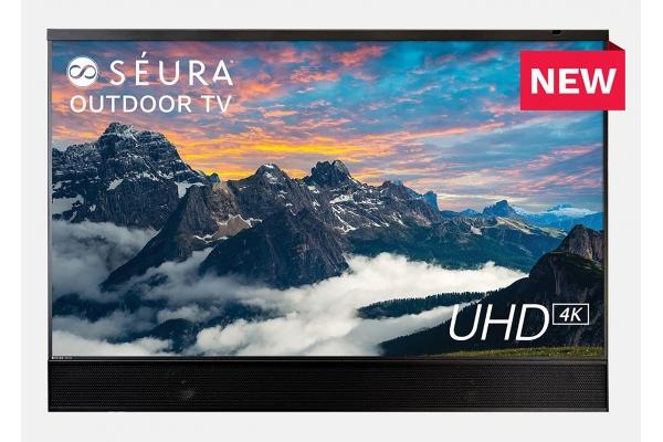 "Large image of Seura Shade Series 2 55"" Outdoor TV w/ Soundbar - SHD2-55"