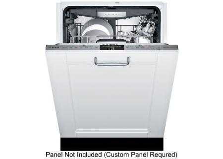 """Bosch 24"""" 800 Series DLX Panel Ready Dishwasher - SHV878WD3N"""