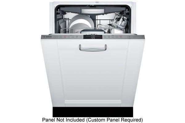 """Bosch 24"""" 800 Series Panel Ready Dishwasher - SHVM78W53N"""