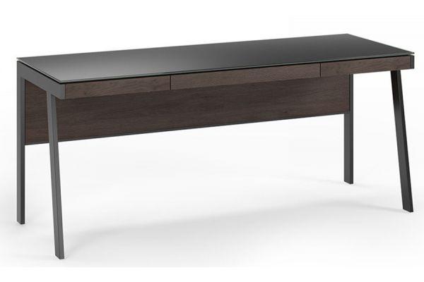 Large image of BDI Sigma 6901 Sepia Office Desk - 6901-SPA