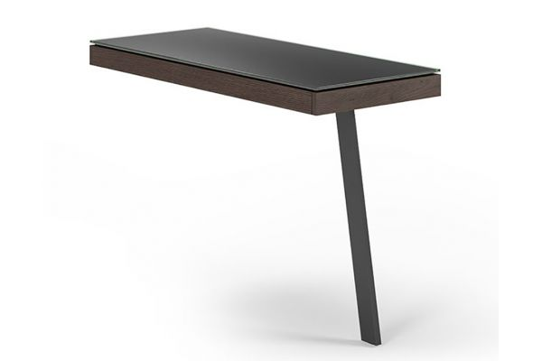 Large image of BDI Sigma 6902 Sepia Desk Return - 6902-SPA