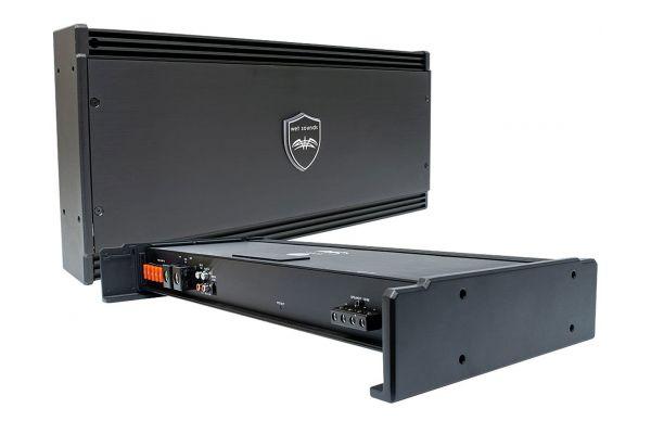 Large image of Wet Sounds Class D Mono Block Subwoofer Amplifier - SINISTER-SDX2500