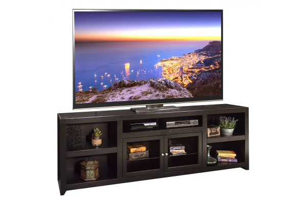"""Large image of Legends Furniture 96"""" Skyline Super TV Console - SK1595-MOC"""