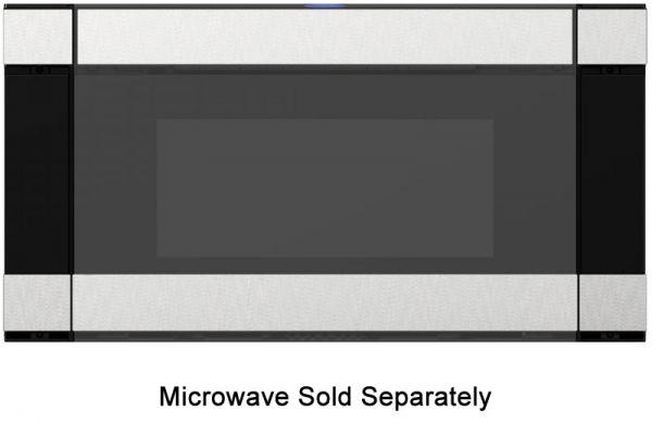 "Large image of Sharp 30"" Drawer Extension Kit For Sharp Microwave Drawer - SKMD30E3DS"