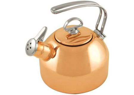 Chantal - SL3719CP - Tea Pots & Water Kettles