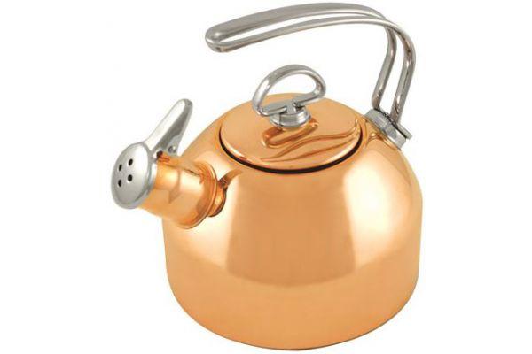 Chantal 1.8 Qt Copper Classic Kettle - SL3719CP