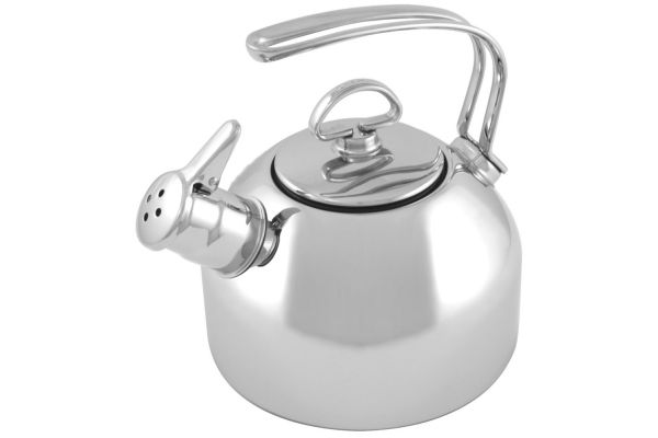 Large image of Chantal 1.8 Qt Stainless Steel Classic Kettle - SL3719SL