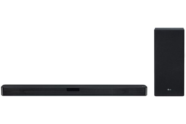 LG Black 2.1 Channel Sound Bar With DTS Virtual:X - SL5Y