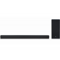 LG Black 3.1 Channel Sound Bar With DTS Virtual:X