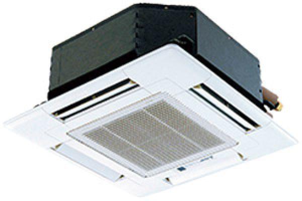 Large image of Mitsubishi 9,000 BTU/H Ceiling-Cassette Indoor Unit - SLZKA09NA