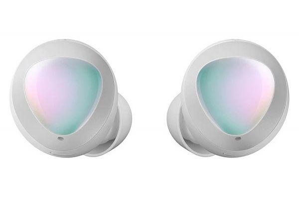Samsung Galaxy Aura Glow Silver True Wireless Earbuds - SM-R170NZSAXAR