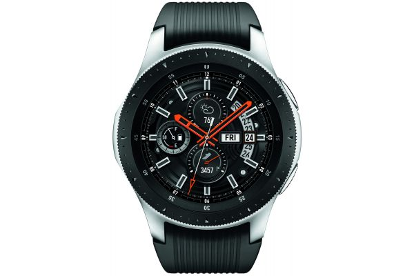 Samsung Silver Galaxy 46mm Smartwatch - SM-R800NZSAXAR