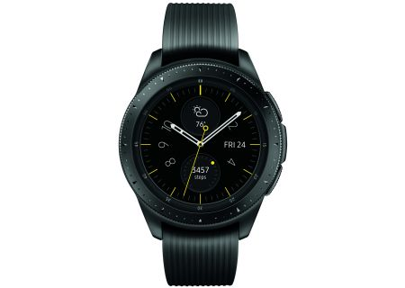 Samsung Midnight Black Galaxy 42mm Smartwatch - SM-R810NZKAXAR
