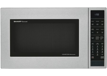 Sharp Stainless Steel Convection Countertop Microwave - SMC1585BS