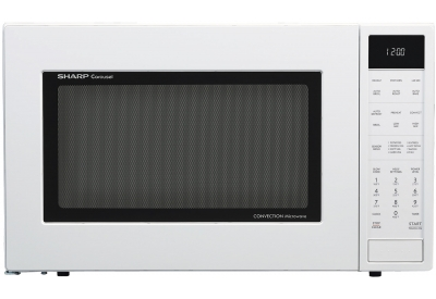 Sharp - SMC1585BW - Microwaves