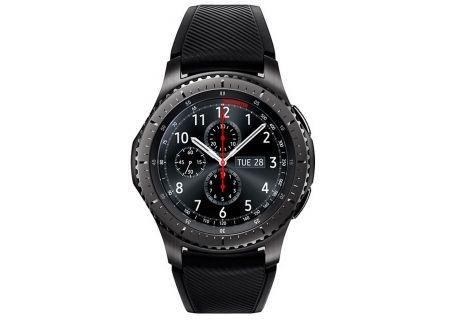 Samsung - SM-R760NDAAXAR - Smartwatches