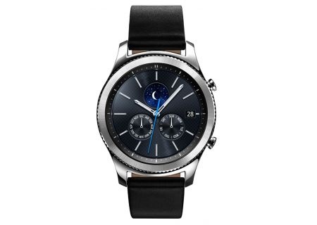 Samsung Gear S3 Classic Smartwatch - SM-R770NZSAXAR