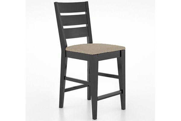 Large image of Canadel East Side Collection 9023 Fixed Stool - SNF090237U63E24