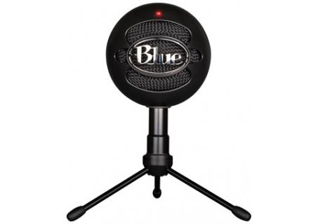 Blue Microphones Black Snowball iCE USB Microphone - SNOWBALLICEBLACK