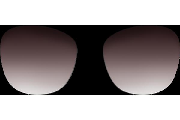 Large image of Bose Frames Soprano Style Purple Fade Non-Polarized Lenses - 855971-0110