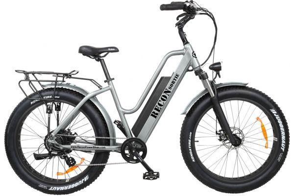Large image of Recon Sortie Power Electric Bike - SORTIE