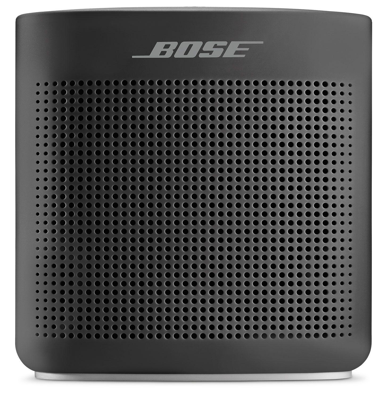 bose soundlink color bluetooth speaker ii 752195 0100. Black Bedroom Furniture Sets. Home Design Ideas