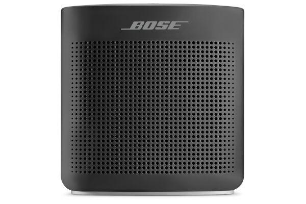 Large image of Bose Black SoundLink Color Bluetooth Speaker II - 752195-0100