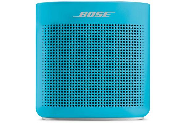 Large image of Bose Blue SoundLink Color Bluetooth Speaker II  - 752195-0500
