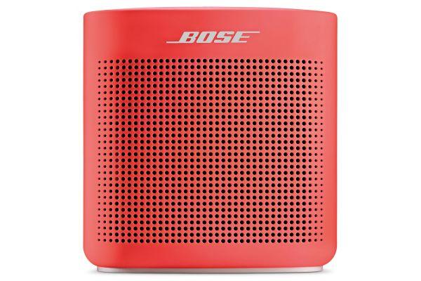 Bose Red SoundLink Color Bluetooth Speaker II - 752195-0400