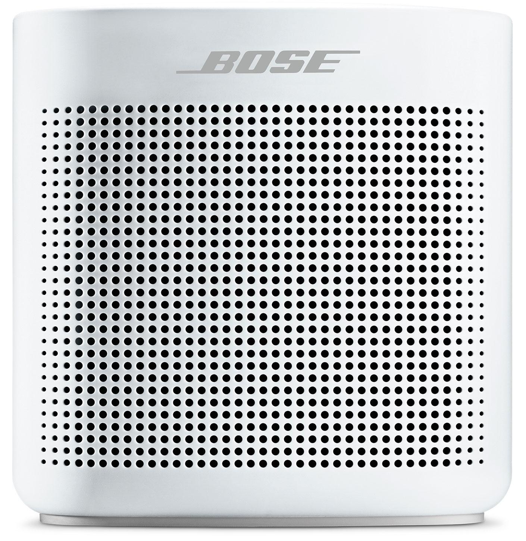 Bose Soundlink Color Ii Portable Bluetooth Wireless Speaker Red