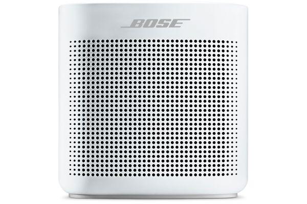 Large image of Bose White SoundLink Color Bluetooth Speaker II - 752195-0200