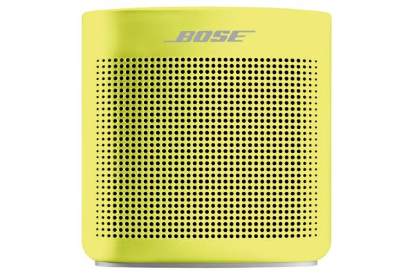 Bose Yellow Citron SoundLink Color Bluetooth Speaker II - 752195-0900