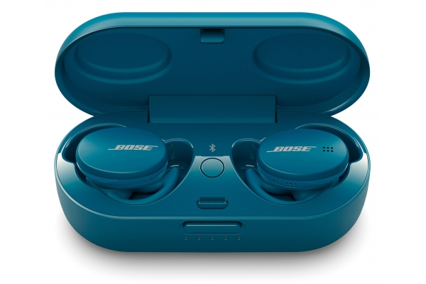 Large image of Bose Baltic Blue Sport Earbuds - 805746-0020