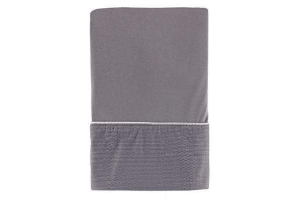 Large image of Bedgear Dri-Tec Grey King Pillowcase Set - SPPASFK