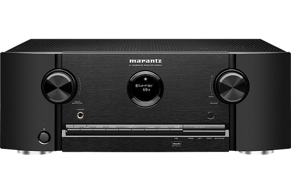 Large image of Marantz 7.2 Channel 8K AV Receiver With HEOS Built-In And Voice Control - SR5015
