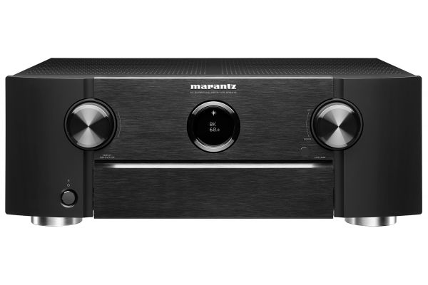 Large image of Marantz 9.2 Channel 8K AV Receiver With 3D Audio, HEOS Built-In And Voice Control - SR6015