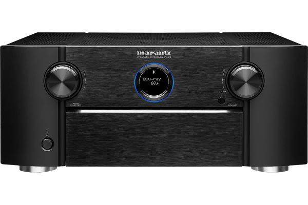 Large image of Marantz 11.2 Channel 8K UHD Network A/V Receiver With HEOS - SR8015