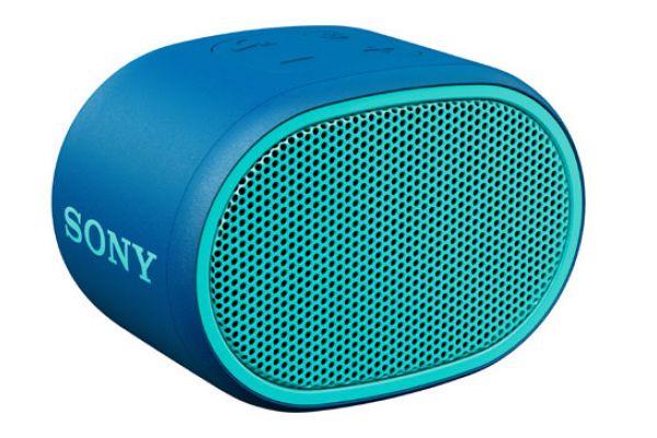 Sony Blue Extra Bass Portable Wireless Bluetooth Speaker - SRSXB01/L
